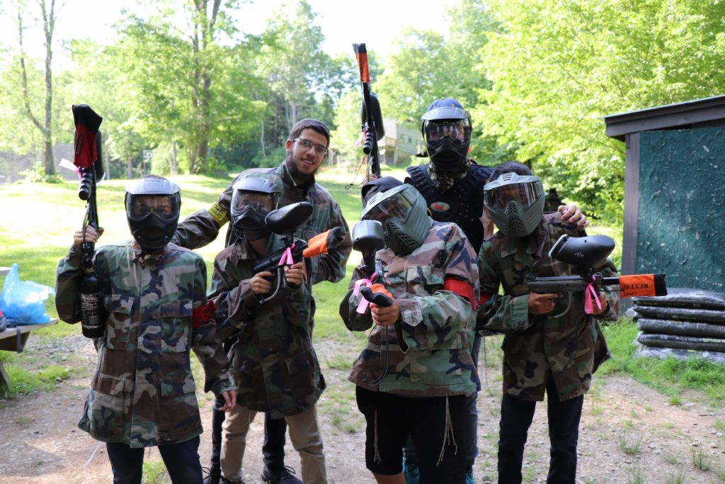 Paintball Shooting​