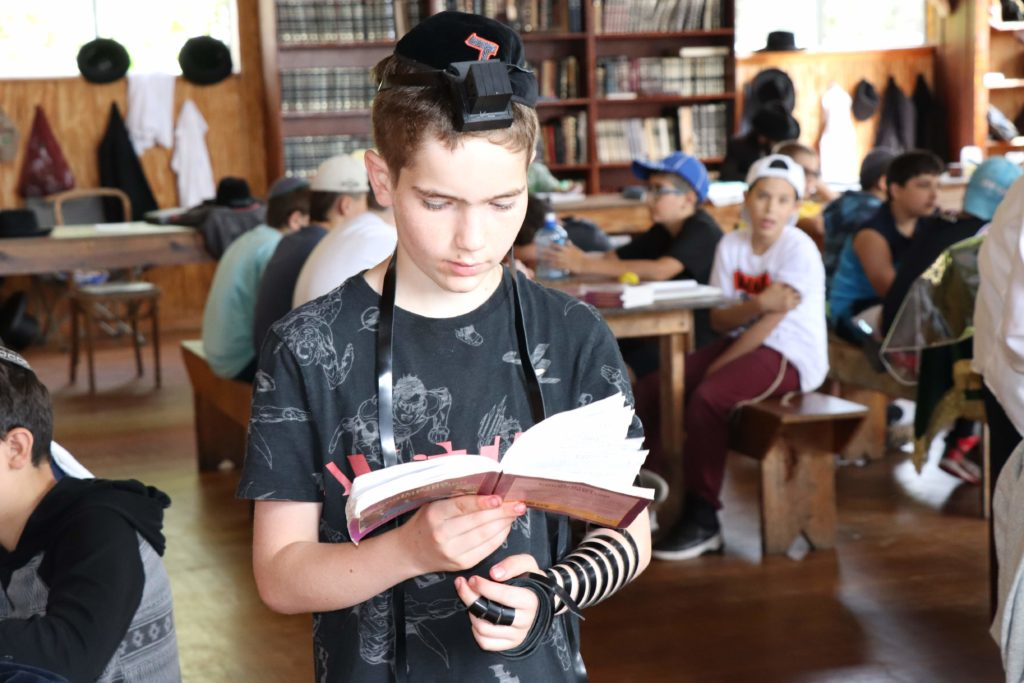 Tefillin Workshop